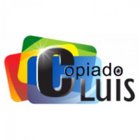 Copiado Luis Logo Vector