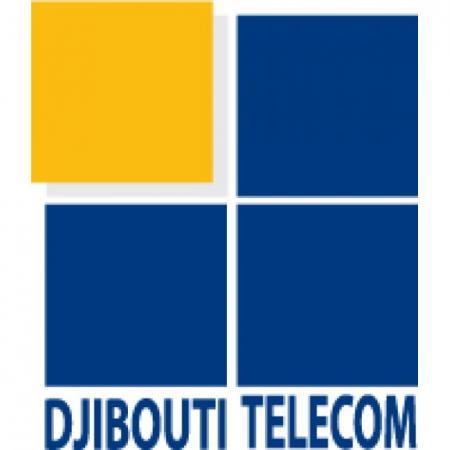 Djibouti Telecom Logo Vector