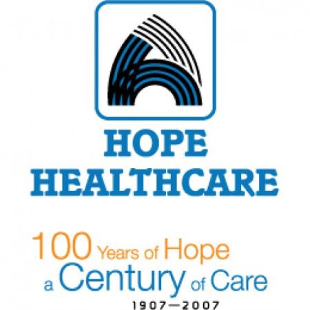 Hope Healthcare Logo Vector