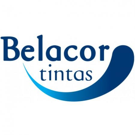 Belacor Tintas Logo Vector