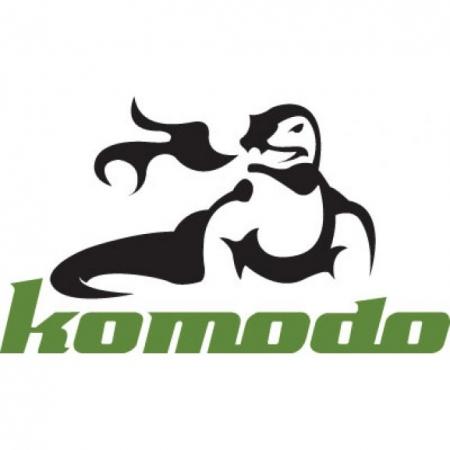Komodo Logo Vector