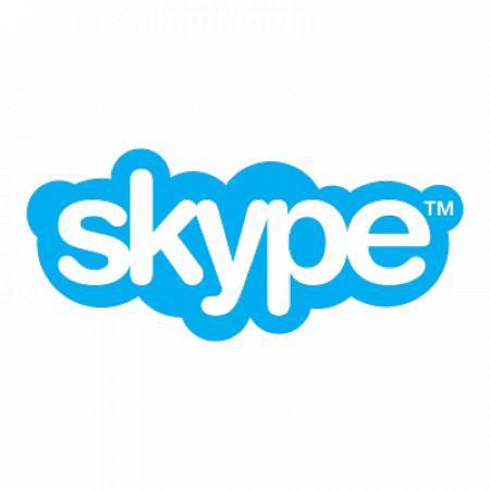 New Skype Logo Vector