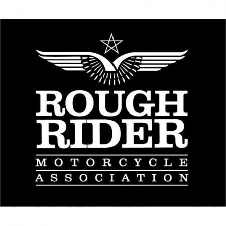 Rough Rider Motorcycle Association Logo Vector