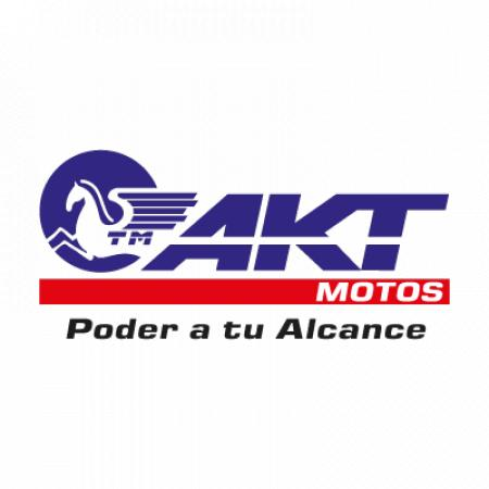 Akt Motos Logo Vector