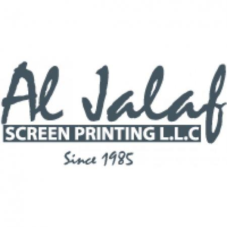 Al Jalaf Screen Printing Logo Vector
