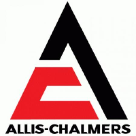 DXF file of the Allis Chalmers logo for use with a CNC machine