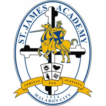 Saint James Academy Logo Vector