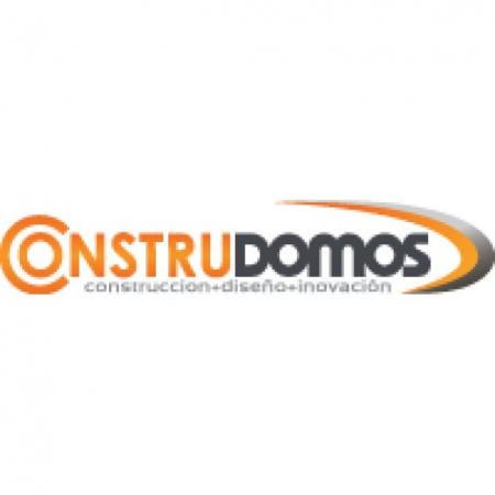 Construdomos Logo Vector