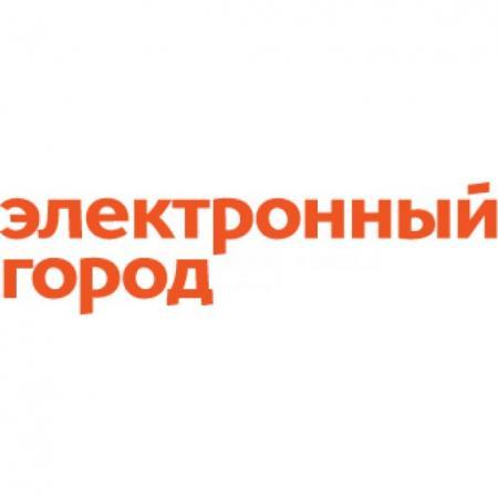 Electronniy Gorord Logo Vector