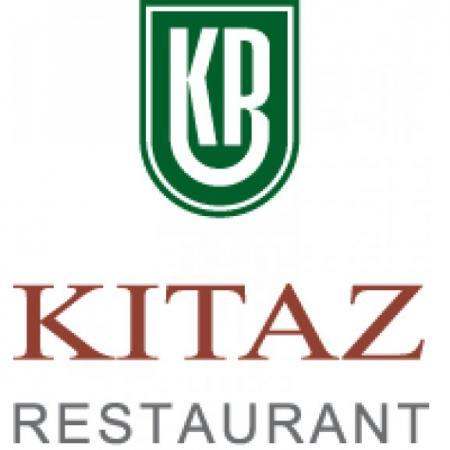 Kitaz Restaurant Logo Vector