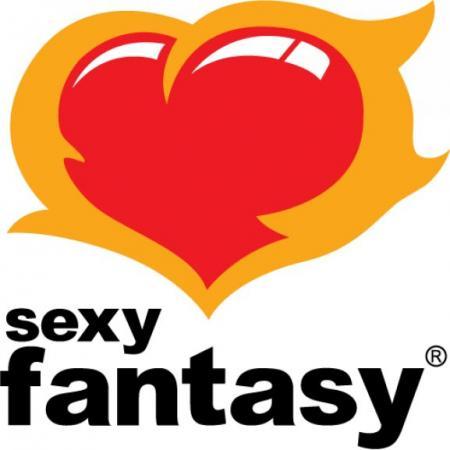 Sexy Fantasy Logo Vector