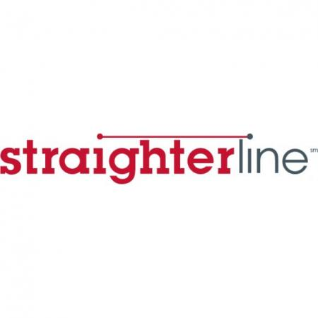 Straigtherline Logo Vector