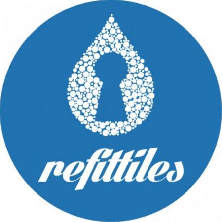 Refittiles Logo Vector