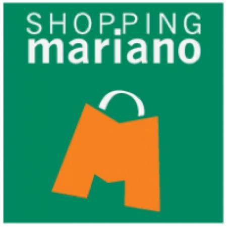 Shopping Mariano Logo Vector