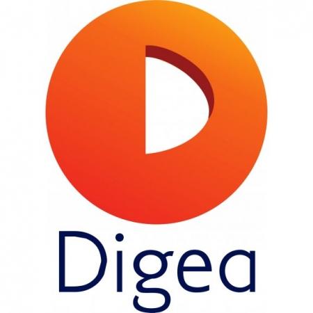 Digea Logo Vector