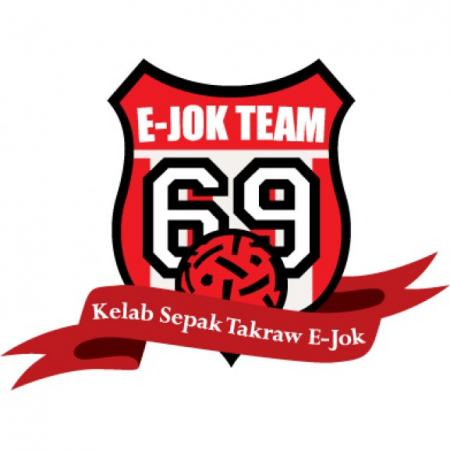 69-ejok Team Logo Vector