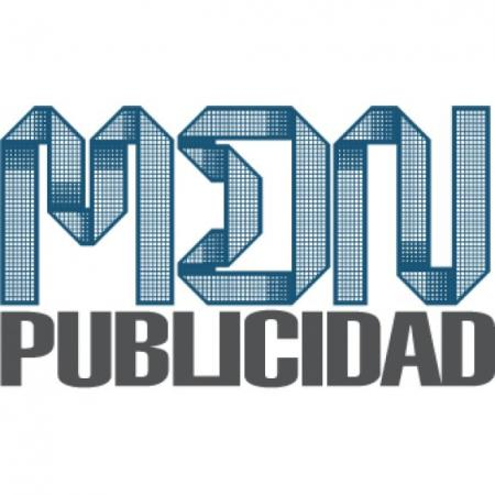 Mdn Publicidad Logo Vector
