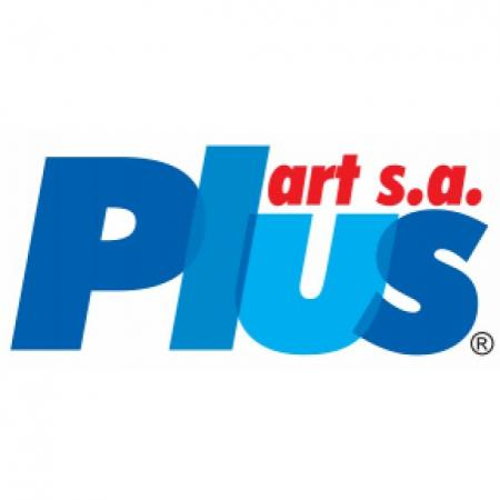 Plus Art Logo Vector