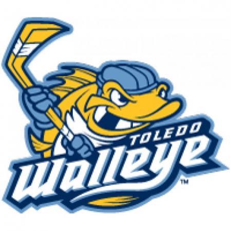 Toledo Walleye Logo Vector