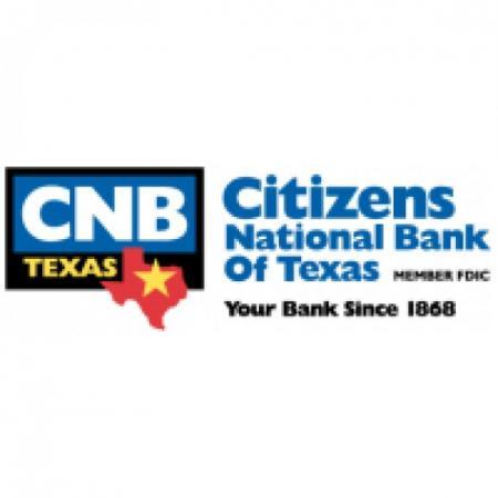Citizens National Bank Of Texas Logo Vector