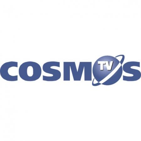Cosmos Tv Logo Vector