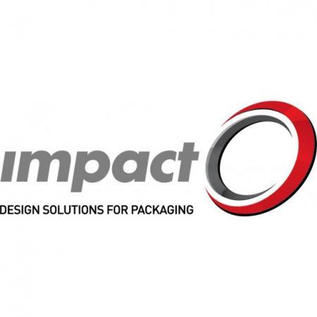 Impact Cad Logo Vector