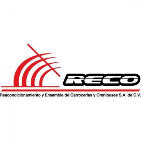 Reco Logo Vector