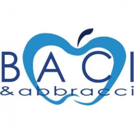Baci & Abbracci Logo Vector