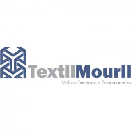 Textil Mouril Logo Vector
