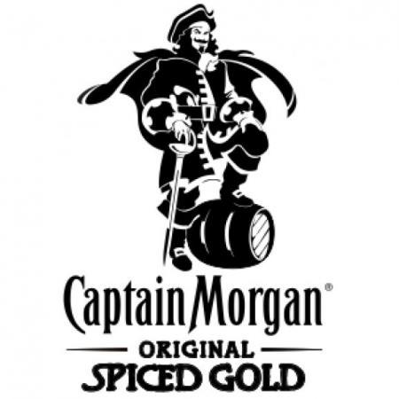 Captain Morgan Logo Vector