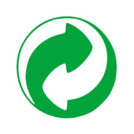 Der Grune Punkt Logo Vector