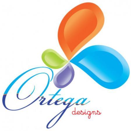 Ortega Designs Logo Vector