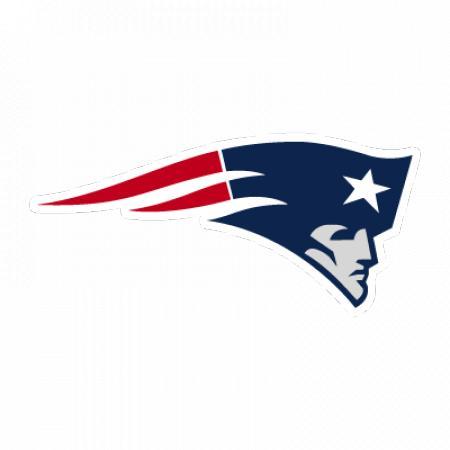 Retro New England Patriots Logo Vector