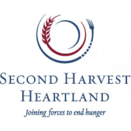 Second Harvest Heartland Logo Vector