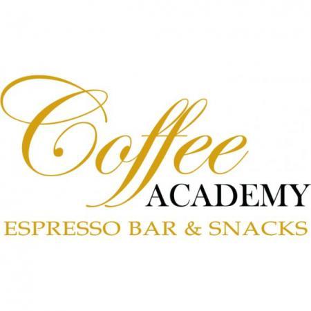 Coffee Academy Logo Vector