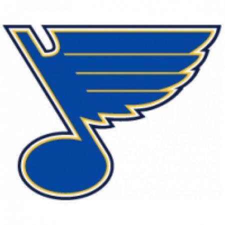 St Louis Blues Logo Vector