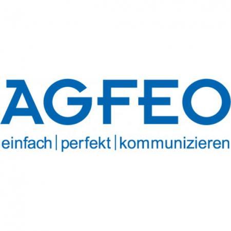Agfeo Logo Vector