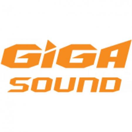 Giga Sound Logo Vector