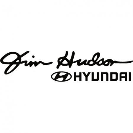 Jim Hudson Hyundai Logo Vector