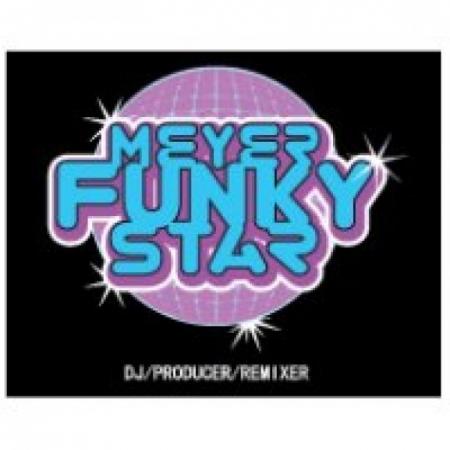 Meyer Funky Star Logo Vector