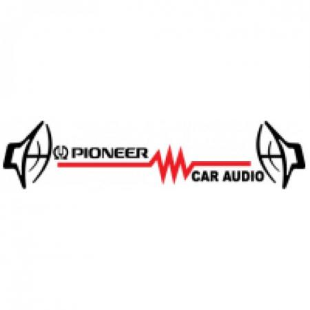 pioneer car audio logo vector eps download for free