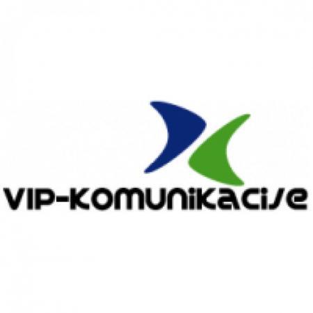 Vip-komunikacije Logo Vector