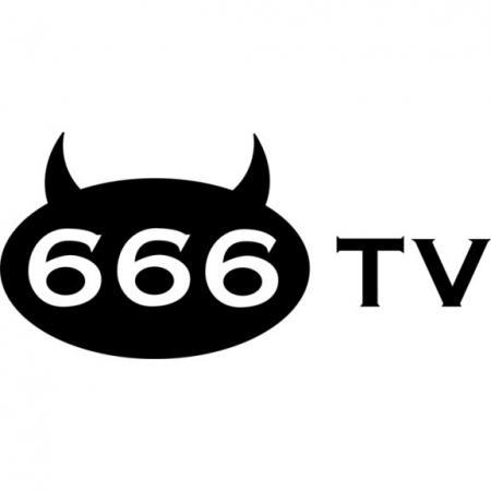 666 Tv Logo Vector