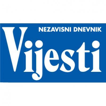 Nezavisni Dnevnik Vijesti Logo Vector