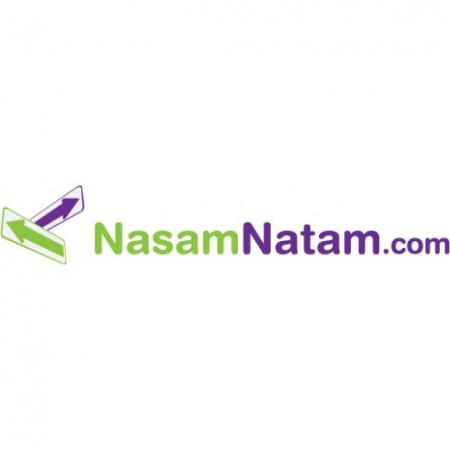 Nasam Natam Logo Vector