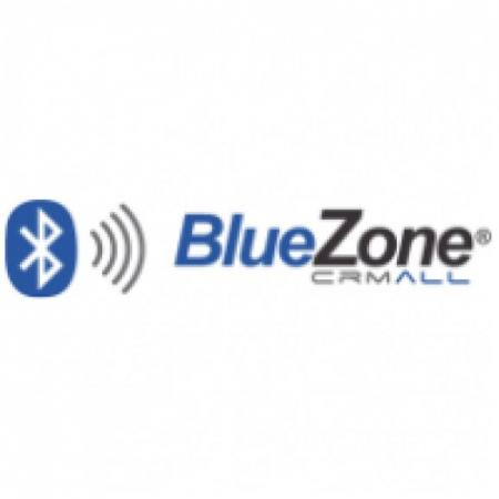 Bluezone Crmall Logo Vector