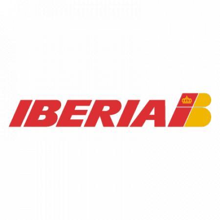 Iberia Airlines Logo Vector