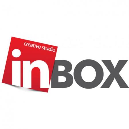 Inbox Studio Logo Vector