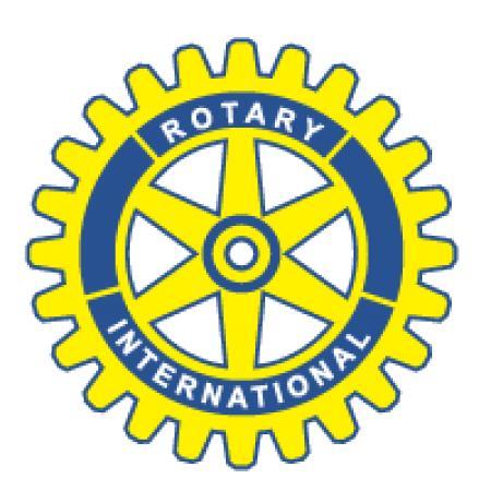 Rotary Club Logo Vector