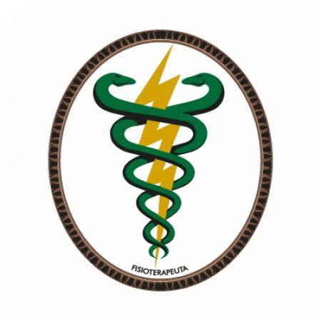 Simbolo Fisioterapia Logo Vector